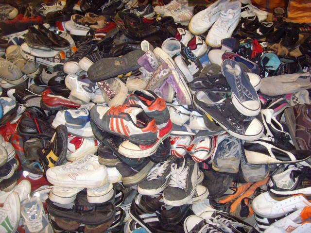 Donating Old Shoes Uk